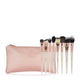 Eye Professional Brushes Set - 8 pcs