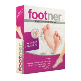 Your Health Footner Exfoliating Socks