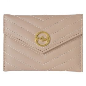 Mai Couture Wallet - Light Taupe