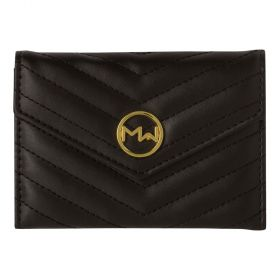 Mai Couture Wallet - Black