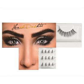 Hanan Dashti Makeup Eyelashes  - Radiya