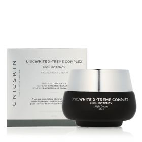 UnicWhite X-Treme Complex Exfoliating Night Cream - 50ml