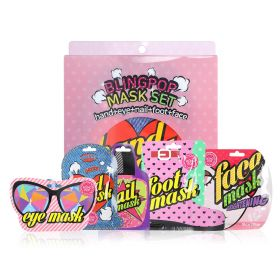 Bling Pop Mask Set - 5 pcs