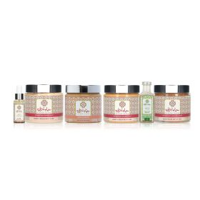 Hammam Sharki Ramadan Offer 2 - Meyve Mix Line - Dry Oil,Body Cream,Body Scrub,Soap Paste,Cedar Bath Salt,Argan Hair Mask