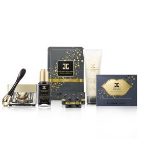 Gold Skin Care Set - 5 pcs