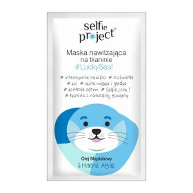Lucky Seal Hydrating Sheet Mask - 15ml