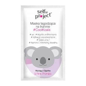 Cool Koala Calming Sheet Mask - 15ml
