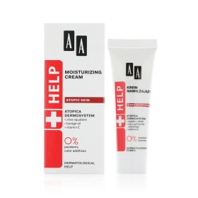 AA Help Atopic Skin Moisturizing Cream - 50ml