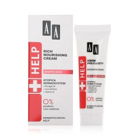 AA Help Atopic Skin Nourishing Cream - 50ml