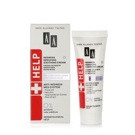 AA Help Capillaries Redness Reduction Soothing Cream - 200ml