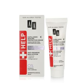 AA Help Capillaries Redness Sealing Protective Cream - 40ml