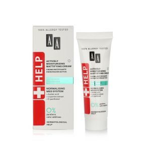 AA Help Acne Skin Mattifying Day Cream - 40ml