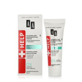 AA Help Acne Skin Night Cream - 40ml