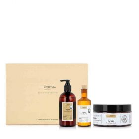 Eco Argan Body Care Set - 3Pcs