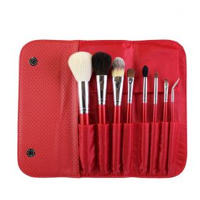 Morphe Candy Apple Red Brushes Set - N 700