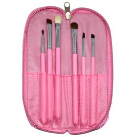 Sondos Makeup Eye Brush Kit - 6 Pieces