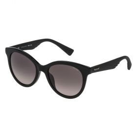 Police SPL411 Brown Shiny and Brown Gradient Pink Sunglasses