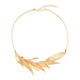 Arium Collection - Willow Gold Necklace